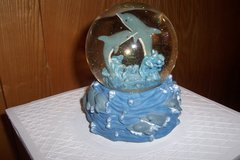 Sea World Musical Snowglobe in Conroe, Texas