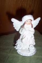 Little angel in The Woodlands, Texas
