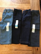 NEW! 4 pairs of pants in Aurora, Illinois