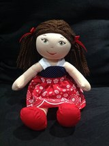 """17"""" Little Girl Cracker Barrel Soft Toy Plush Doll """"Believe In Yourself!"""" in Clarksville, Tennessee"""