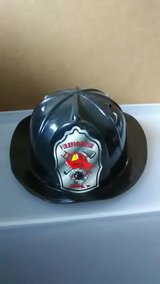 Firefighter Helmet in Yorkville, Illinois