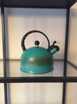 Metal Kettle Turquoise in Fort Carson, Colorado