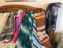Scarves in Alamogordo, New Mexico