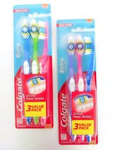 Colgate Toothbrush 3 pack in Travis AFB, California