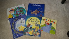 set of great kids books in New Lenox, Illinois
