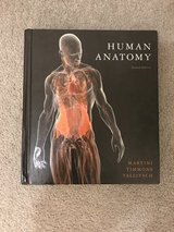 Human Anatomy College Textbook in Gilroy, California