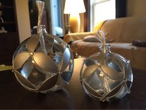 Glass Oil Candle Set in Yorkville, Illinois