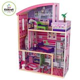 Kidkraft Wooden Barbie Dollhouse in Joliet, Illinois