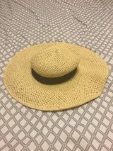 sun hat in Okinawa, Japan