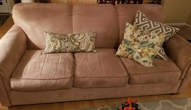 Couch & Loveseat in Oswego, Illinois