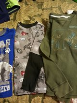 3 vet nice boys long sleeve shirts size 10 - 12 in Kirtland AFB, New Mexico