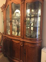 China cabinet  - great condition! in 29 Palms, California
