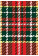 Box Set of 12 Highland Holiday Christmas Card in Clarksville, Tennessee