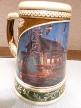 TERRY REDLIN limited edition mug beer in Ramstein, Germany