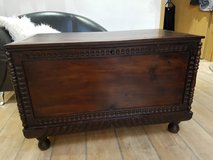 Vintage French Trunk/Chest in Ramstein, Germany