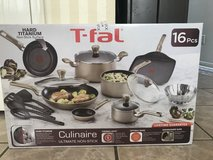 New Tefal 16 pieces cookwear set in The Woodlands, Texas
