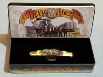 Master Congress - Schrade Uncle Henry Texas Ranger 175th Anniversary Series Pocket Knife & Tin 4TRT in Leesville, Louisiana