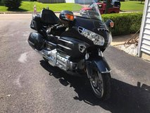 2005 30th Anniversary Edition Honda GL1800 Gold Wing in Fort Leonard Wood, Missouri