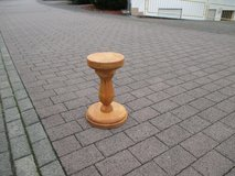 solid wood plant stand in Ramstein, Germany