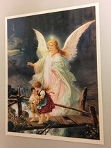 VINTAGE ANGEL CANVAS PRINT in Naperville, Illinois
