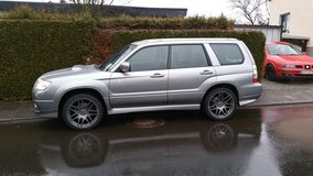 2006 Subaru Forester 2.5XT Turbo in Ramstein, Germany