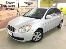 2008 Hyundai Accent GLS **ONLY 79000 MILES** in Hohenfels, Germany