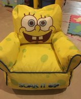 Sponge Bob Chair in Sandwich, Illinois