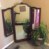 Vintage Folding Mirror in Fort Leonard Wood, Missouri