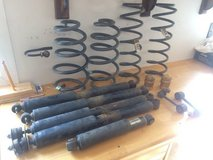 Jeep Wrangler JK Sport Stock Suspension Kit in Travis AFB, California