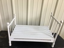 WOOD DOLL BED in Chicago, Illinois