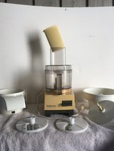 Food Processor - Cuisinart Little Pro Plus in Beaufort, South Carolina