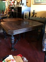 Old Antique Table in DeRidder, Louisiana