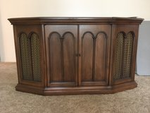 Mid Century stereo console & turntable - superior condition in Palatine, Illinois