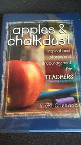book:  Apples and Chalkdust in Camp Lejeune, North Carolina