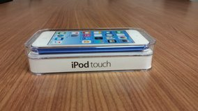 Apple, iPod Touch, 32GB, Blue (6th Generation) in Sandwich, Illinois