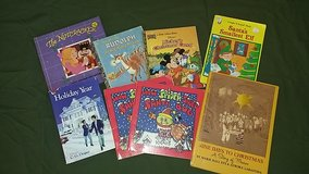 books about Christmas in Camp Lejeune, North Carolina