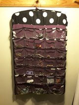 Costume Jewelry Lot w/organizer in Lakenheath, UK