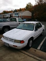 "1993 Dodge ""Spirit"" in Quantico, Virginia"
