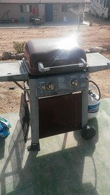 Grill in Yucca Valley, California