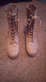 Woman Boots in Fort Campbell, Kentucky