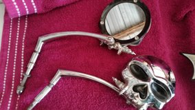 Kurakyn Skull Mirrors $75 in Fort Leonard Wood, Missouri