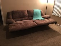 Reclining Couch in Clarksville, Tennessee