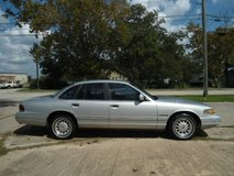 Ford Crown Vic 86 k miles one owner in The Woodlands, Texas