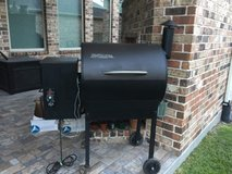 "Traeger 24"" Pellet Grill in The Woodlands, Texas"