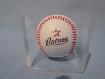Houston Astros Commemorative Baseball/ Reduced! in Kingwood, Texas