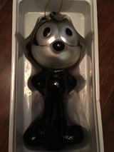 Felix the Cat Glass Ornament in Beaufort, South Carolina