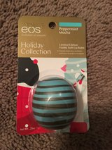 NIP EOS Holiday Lip Balm in Beaufort, South Carolina