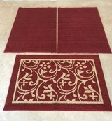 Rugs Set in Fort Bliss, Texas