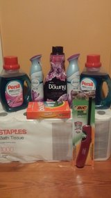 Downy, Bounce, Detergent in Beaufort, South Carolina