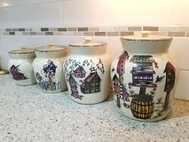Canisters, Pottery in Quantico, Virginia